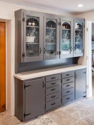 Restored Kitchen Cabinets Photos House Hunters Renovation Hgtv