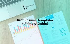 Modern 2020 Resume Template 21 Best Resume Templates Of 2020 Free Word And Pdf