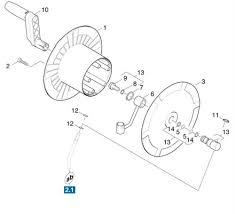 karcher kmxs wb gb pressure washer spares parts hose reel ref 9