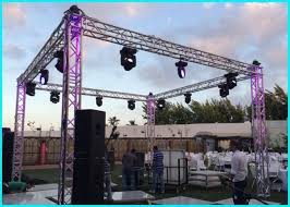 diy portable stage small stage lighting truss. Stage Lighting Truss, Diy Portable Small Truss N