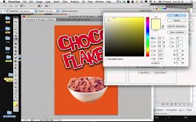 How To Design A Cereal Box Designing A Cereal Box With Photoshop