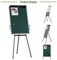 Free Standing Flip Chart Portable Free Standing Flip Chart Tripod Standing Chalk Board Blackboard With Easel Buy Chalk Board Easel Standing Chalk Board Easel Blackboard