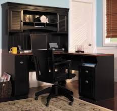 decoration modern home office room with blue sea wall color interior design and dark home blue brown home office