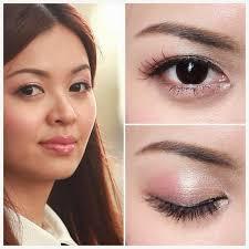 an everyday makeup