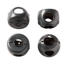 Safety 1st Grip n' Twist Decor Door Knob Covers (4-Pack)-HS199 ...