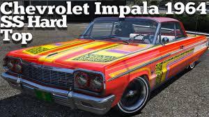 GTA V PC Mods - Chevrolet Impala 1964 SS Hard Top 2.0 Tunable ...