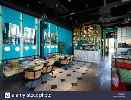 Lotus Architecture Interior Design Lower Area Interior Of Restaurant Masti Dubai Dubai