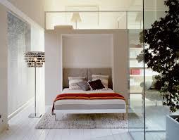 Image of: Modern Murphy Bed Queen