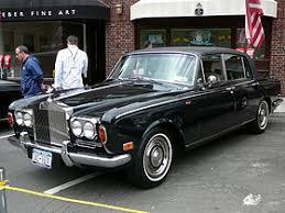Rolls Royce Silver Shadow Wikipedia