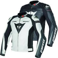 dainese super sd leather jacket perforated