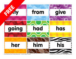 1st Grade Flash Cards Flashcards First Grade Sight Words Fly To His Primarygames
