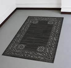 4 modern and stylish laser cut floor rugs