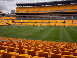 Stadium Series Heinz Field Seating Chart Heinz Field Section 136 Seat Views Seatgeek