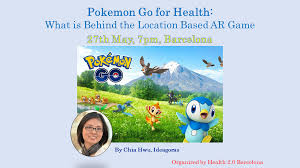 Pokemon Go for Health: What is Behind the Location Based AR Game - Barcinno