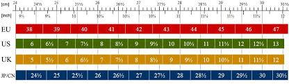 Park Avenue Belt Size Chart Bedowntowndaytona Com
