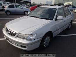 Used 2001 TOYOTA CORONA PREMIO G D4 PACKAGE/GF-ST210 for Sale ...