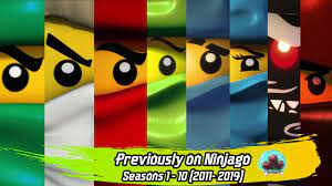 DOWNLOAD: Lego Ninjago All Intros 20112021 Marveloid .Mp4 & MP3, 3gp |  NaijaGreenMovies, Fzmovies, NetNaija