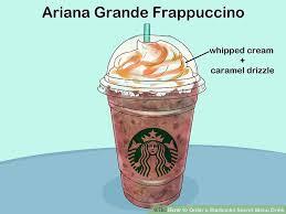 starbucks secret menu.  Menu Image Titled Order A Starbucks Secret Menu Drink Step 22 Intended