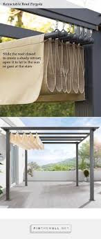 Best 25+ Pergolas ideas on Pinterest | Pergola, Pergola garden and Pergola  retractable shade