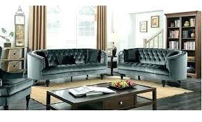 sofa set on new for in bangalore gray couch dark collection