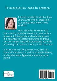 preparing for your nursing interview workbook amazon co uk jade preparing for your nursing interview workbook amazon co uk jade a deverill midwifery nursing online books