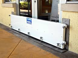 garage door flood barrierFlood barriers flood protection for commercial property