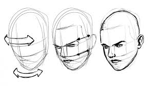 How To Draw A Face Creative Bloq