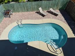 12x24 Pool (view from Family Suite balcony, 2nd flr)