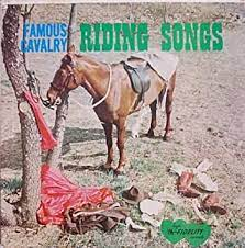 Скачай indian songs и ride vapour trail live. Hi Infidelity Famous Cavalry Riding Songs Album Art As Greeting Card Lp Jacket 1963 Amazon Com Music