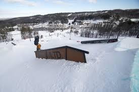 Snowboard Terrain Park Design Ontarios Best Progression Terrain Park