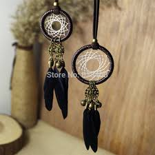 Small Dream Catcher Necklace Stunning 32cm Diameter Small Dream Catcher Indian Feather Dream Catchers With