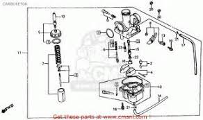 similiar 1983 honda 200es front forks for keywords 1984 honda 200es big red as well 1984 honda atc wiring diagram