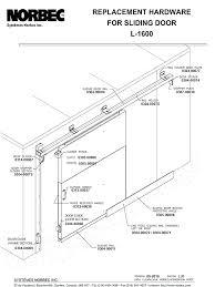 sliding glass door closer pool designs