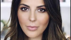 natural smokey eye makeup tutorial 2016 sona gasparian