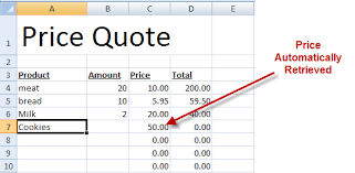 Quote Price Speeding Up Your Price Quotes with Microsoft Excel CogniView 55