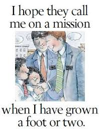 I Hope They Call Me On A Mission Song Flipchart Lds
