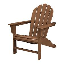 Trex Outdoor Furniture HD Tree House Patio Adirondack Chair