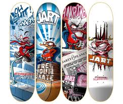 Skateboards Designs Amazing Examples Of Skateboard Deck Design