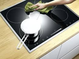 cleaning a glass top stove cleaning electric cleaning glass top stoves soft scrub