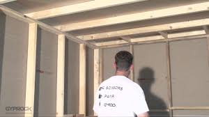 Installing Gyprock plasterboard - How to plan, prepare and measure up -  YouTube