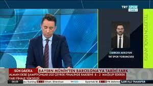 TRT Spor - Barcelona