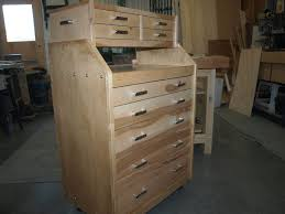 homemade wooden tool chest plans