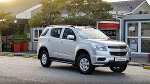 Chevrolet Trailblazer Updated for 2014 | Drive News