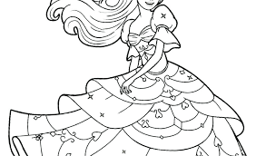 Coloring Barbie Games Barbie Coloring Pages Coloring Pages Barbie