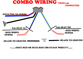 s40 heated seat wiring diagram turbobricks forums any help is greatly appreciated as id like to get my car together and butt warm asap thanks in advance