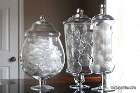 Apothecary Jars Christmas Decorations Winter Apothecary Jars Makoodle 32