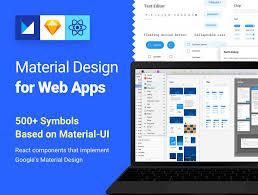 Material Design Website Template Material Design For React Web Apps Website Templates