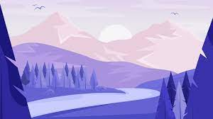 Minimal landscape 4k [3840 x 2160] - HD ...