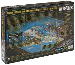 Axis And Allies Europe 1940 2nd Edition Amazon Co Uk Toys