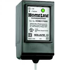 top 10 best whole house power surge protectors in 2017 reviews square d by schneider electric hom2175sb homeline surge breaker surge protective device 2 load center spaces